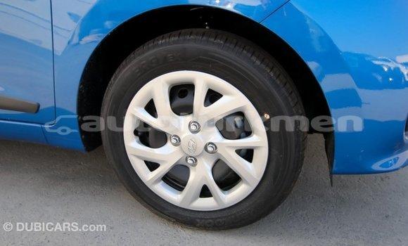 Buy Import Hyundai i10 Blue Car in Import - Dubai in Ahal
