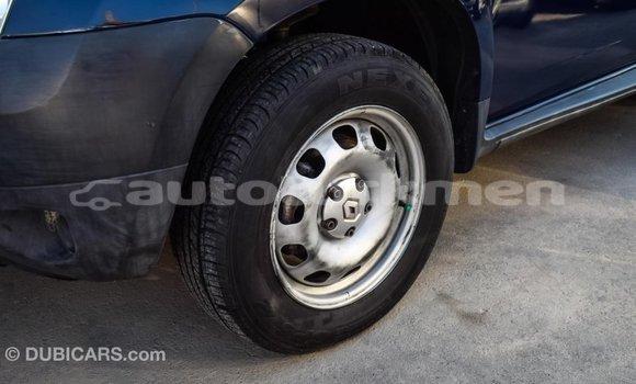 Buy Import Renault Duster Blue Car in Import - Dubai in Ahal