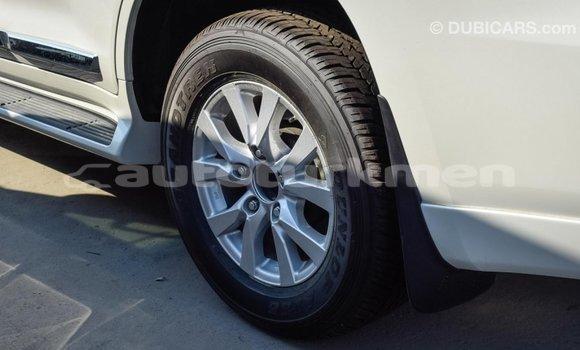 Buy Import Toyota Land Cruiser White Car in Import - Dubai in Ahal