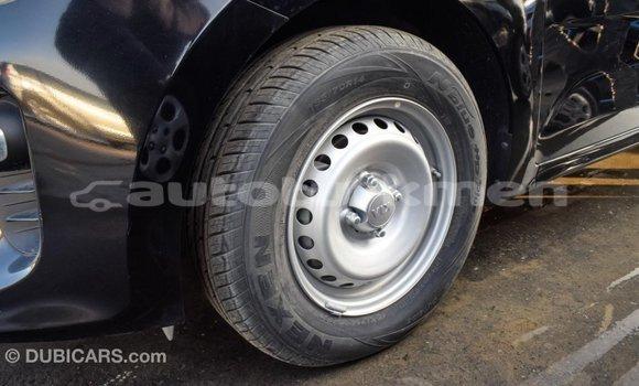 Buy Import Kia Rio Black Car in Import - Dubai in Ahal