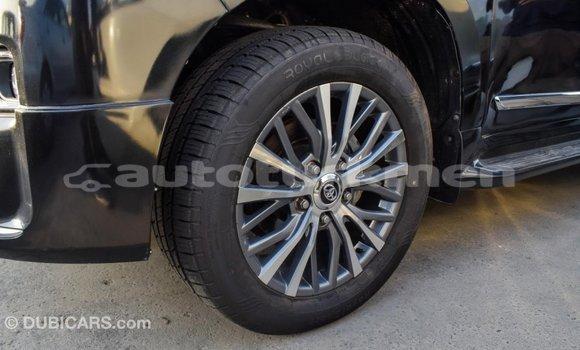 Buy Import Toyota Land Cruiser Black Car in Import - Dubai in Ahal