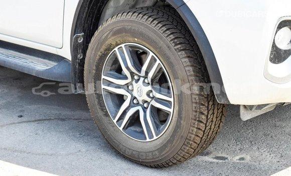 Buy Import Toyota Fortuner White Car in Import - Dubai in Ahal