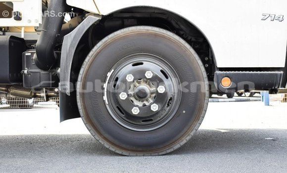 Buy Import Hino 300 Series White Truck in Import - Dubai in Ahal